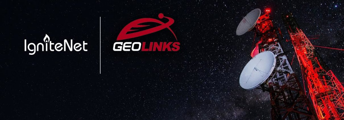 GeoLinks Selects IgniteNet