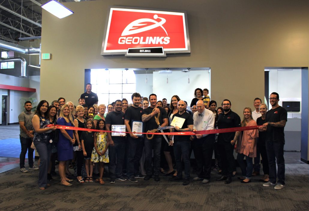 GeoLinks_Ribbon Cutting Ceremony