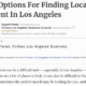 Six Options For Finding Local Talent In Los Angeles