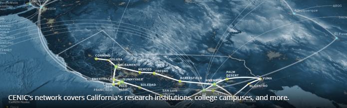 California's Research Network Connects Science and Community