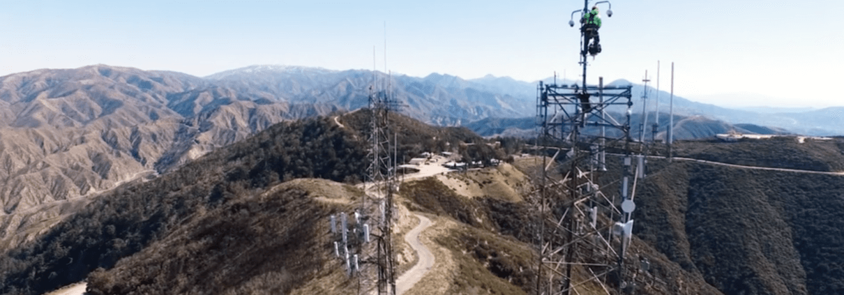 GeoLinks Installs 88 High-Tech Cameras in Southern and Northern California to Provide Critical Insight in High Risk Fire Areas