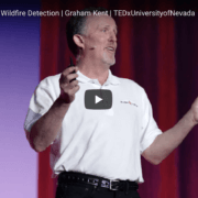 Crowd Sourcing Wildfire Detection | Graham Kent | TEDx - GeoLinks.com