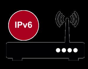 router ipv6 - GeoLinks