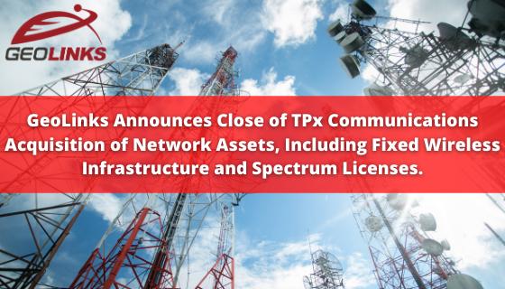 TPx Communications Acquisitions Closes